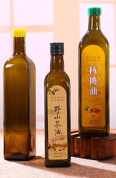 茶油瓶 037