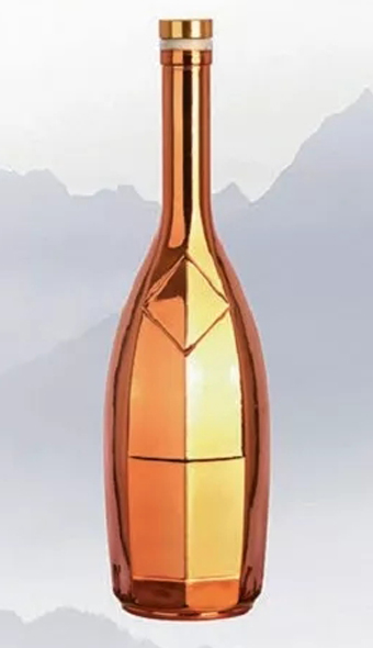 电镀瓶 013
